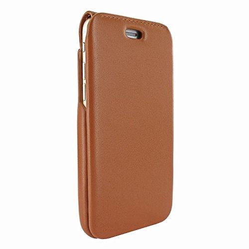 Piel Frama 760 Tan iMagnumCards Leather Case for Apple iPhone 7 / 8