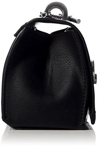 Mono Bag Flap Small Black Klein Cross Block Women's Crossbody Black Jeans Body Mono Black Calvin Oq4Hxw