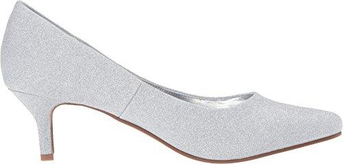 15 Little Adult Amiana A5417 Kid Big Silver Womens Glitter Kid Micro S5qwT
