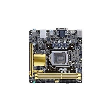 Asus Motherboard H81I-Plus/Csm/Si Core I7/I5/I3 H81 Lga1150 16Gb Ddr3 Pci Express Sata Usb Mini-Itx Bulk Components at amazon