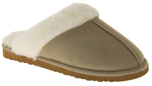 Footwear Studio - Zapatillas de estar por casa para mujer Beige - beige
