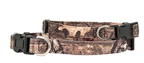 Adjustable Bottomland Dog Collar Color: Camo