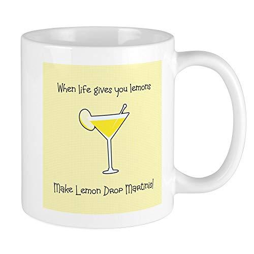 CafePress Lemon Drop Martinis Mugs Unique Coffee Mug, Coffee Cup