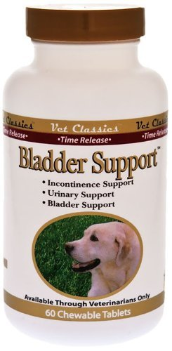 60 Mg Chewable Tablets 25 (Vet Classics Bladder Support (60 chewable tablets) by Vet Classics)