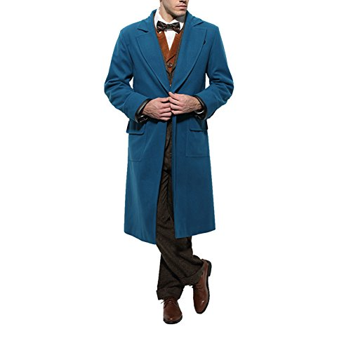 Ice Dream Winter Suits Men's Clothing Business Blazer Outfit Party Halloween Costume Made (Man-S) by Ice Dream