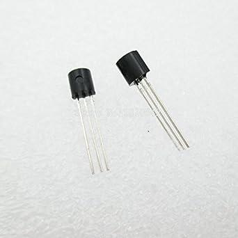 BC327 Transistors  100PCS