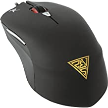 GAMDIAS Ourea GMS5500 Optical FPS Gaming Mouse Weight System, 5 Programmable Buttons, 2500 DPI