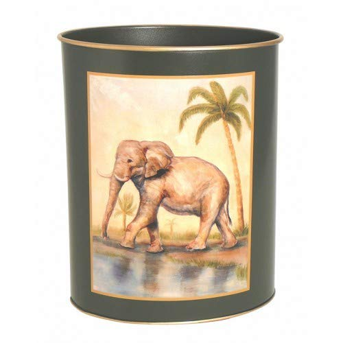 Lady Clare Waste Paper Bin - African Animals by Lady Clare Placemats