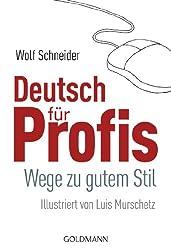 Deutsch für Profis.