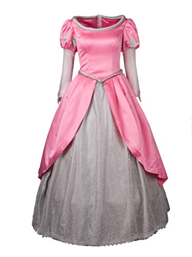 CosFantasy Princess Ariel Cosplay Costume Party Fancy Dress mp003411 (Women S)]()