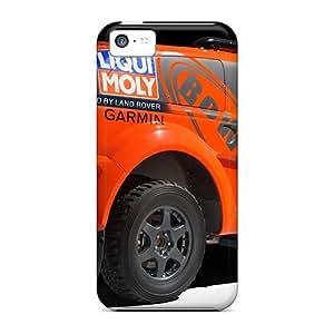 New Tpu Hard Case Premium Iphone 5c Skin Case Cover(bowler)