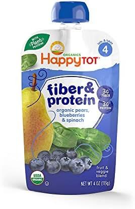 Happy Tot Fiber & Protein
