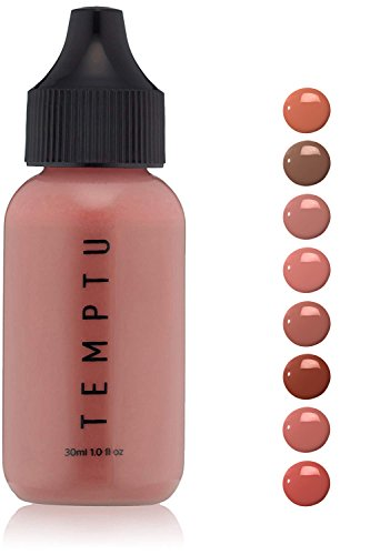 Temptu Perfect Canvas Airbrush Blush Bottle Pale Pink, 1 Fl Oz