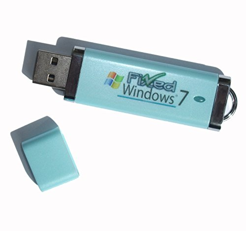 Recovery USB compatible w/WINDOWS 7 32/64 Bit-All Versions *NOW* w/Network Drivers (Starter-Home Basic-Home Premium-Pro-Ultimate) Re-install Factory Fresh and Get online! Full Support Included!