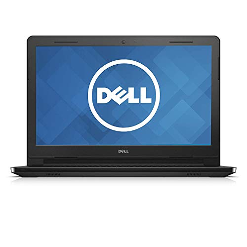 Dell Inspiron 3473 14' HD Laptop PC - Intel Celeron N4000 1.10GHz, 4GB, 32GB eMMC, HD Webcam, Bluetooth, Intel UHD Graphics 600, Windows 10 Home - Black (Renewed) (Webcam Home Dell)