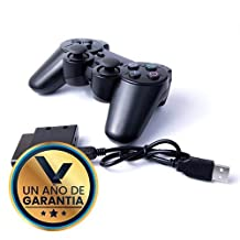 Control Inalámbrico 4 en 1 para PC, PlayStation 2, PlayStation 3 y Android