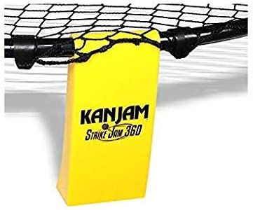 Kan Jam Strike Jam 360 Roundnet Outdoor Games Set; Official NFL Licensed