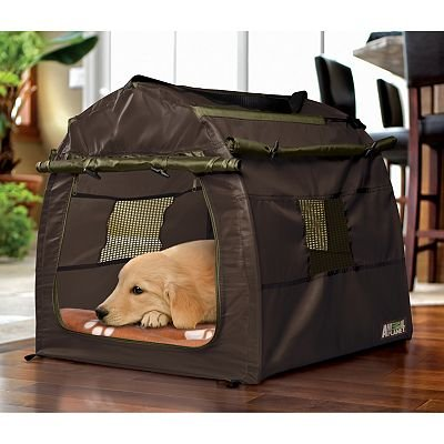 Animal Planet indoor/outdoor portable pet kennel. For Sale