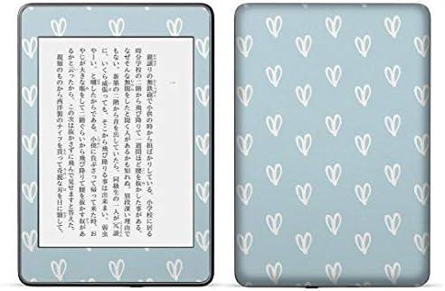 igsticker kindle paperwhite 第4世代 専用スキンシール キンドル ペーパーホワイト タブレット 電子書籍 裏表2枚セット カバー 保護 フィルム ステッカー 050443