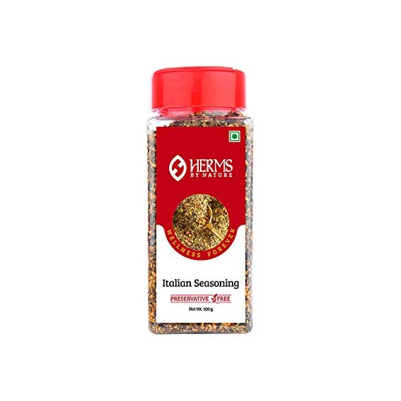 Herms Italian Seasoning (Mix Herbs) (100gm)