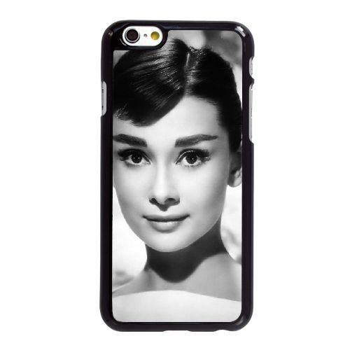 Audrey Hepburn PD22IH2 coque iPhone 6 6S plus de 5,5 pouces de mobile cas coque W5IG4G4TM
