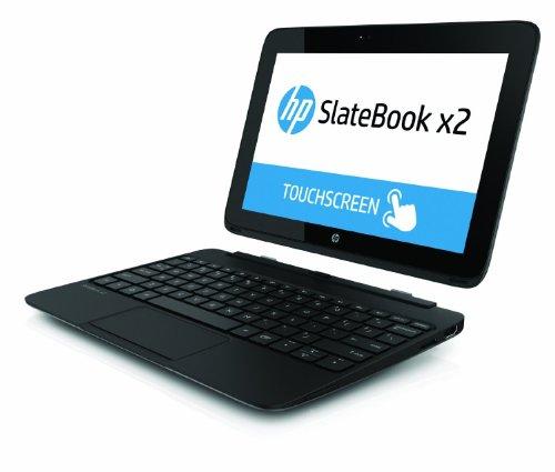 HP Slatebook 10-h010nr x2 10.1-Inch Detachable 2 in 1 Touchscreen Laptop