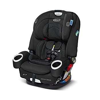 GRACO 4Ever DLX SnugLock 4 in 1 Automobile Seat Toddler to Toddler Automobile Seat with 10 Years of Use That includes EasyInstall SnugLock Know-how, Tomlin