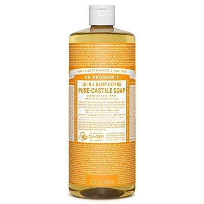 Dr. Bronner's Pure Castile Liquid Soap - 32oz.