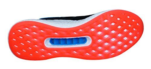 adidas CC Rocket Boost M Herren Hausschuhe Schwarz / Blau / weiß / orange