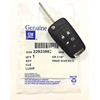 General Motors 22923862, Remote Control Transmitter for Keyless Entry and Alarm System