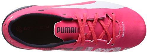Plasma Puma Evospeed Fg football homme 3 White de Rose Chaussures 4 Peacoat zzgxdrWnB