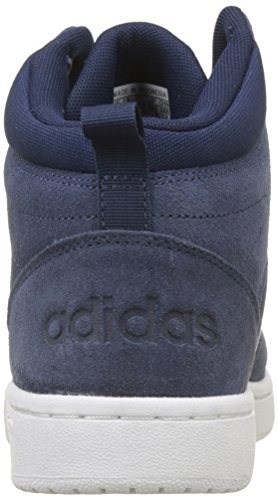 Cf Collo Grey Adidas Navy Alto Blu Super Uomo collegiate Sneaker Mid collegiate A raw Navy Hoops 4xdZqYdwS