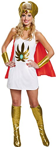 Disguise Women's She-RaCostume Kit, Multi, One (Shera Halloween Costumes)