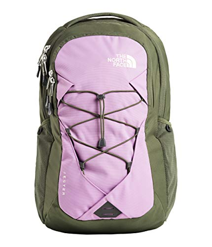 The North Face Women's Jester Backpack Four Leaf Clover/Orchid Bouquet One - Orchid 4
