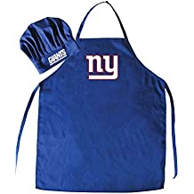 Wirezoll NFL Chef Hat and Apron Set