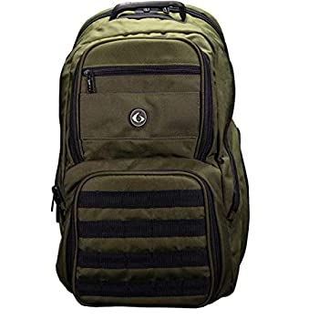 Image of 6 Pack Fitness Operator Backpack Meal Management System 300 Olive Luggage