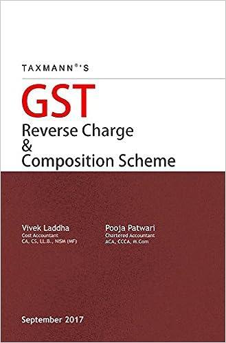 GST-Reverse Charge & Composition Scheme