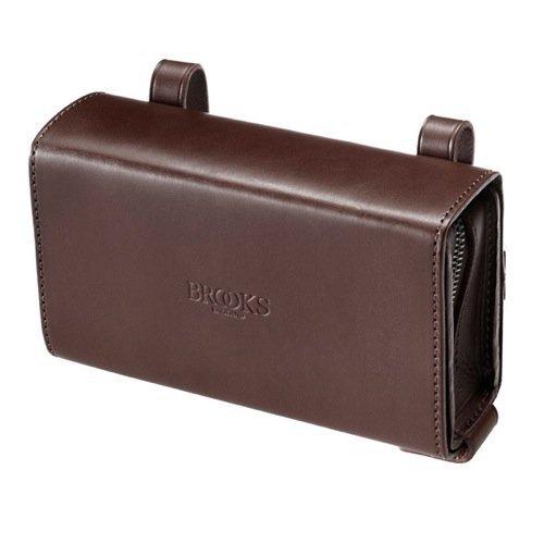 ブルックス(BROOKS) B2767 D-SHAPED ツールバッグ ブラウン A07205   B002VFZ0KW