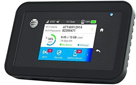 Netgear Unite Explore 4G LTE Rugged Mobile WiFi Hotspot GSM Unlocked by NETGEAR