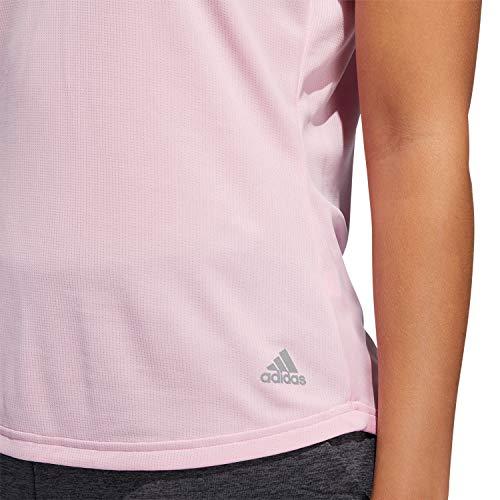 Camiseta rosaut Mujer Own Rosa Run The Adidas 8YCAtqw8