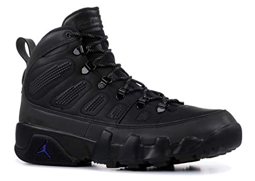 Jordan Nike Men's Air 9 Retro Boot NRG Black AR4491-001 (Size: 11) ()