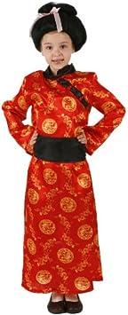 Desconocido Disfraz de china para niña: Amazon.es: Juguetes y ...