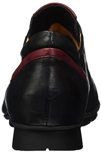 Think! Women's Menscha_181070 Derbys Black (Bk/Combo 09) discount amazing price really online ToUoBJ3