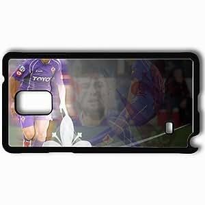 Personalized Samsung Note 4 Cell phone Case/Cover Skin Adrian Mutu FIFA Adrian Mutu Fiorentina Football Black