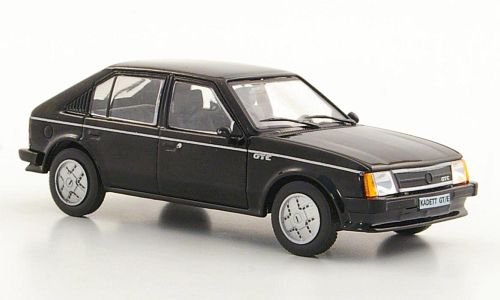 Opel Kadett D GT/E, black, 1983, Model Car, Ready-made, for sale  Delivered anywhere in USA