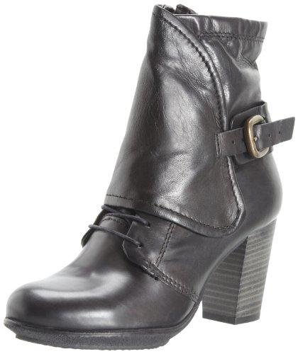 NINE WEST - Zapatos De Tacón Mujer - Pump Punta Abierta NWACCLAIM BLACK Tacón: 12.5 cm