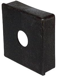 """Camco 40302 4"""" RV Polyethylene Bumper Cap"""