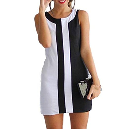 Haoricu Elegant Sleeveless Cocktail Evening product image