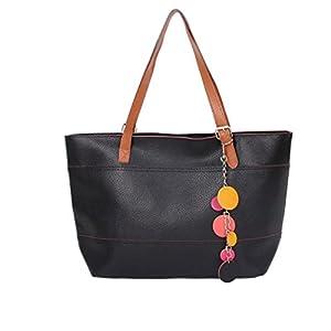 Women Large Shoulder Bag Handbag Cross-body Bags Cheap Colors for Girl by TOPUNDER YL