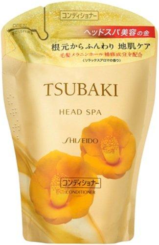 Shiseido Fitit Tsubaki Head Spa Conditioner 14.10fl.oz./400ml Refill by Tsubaki